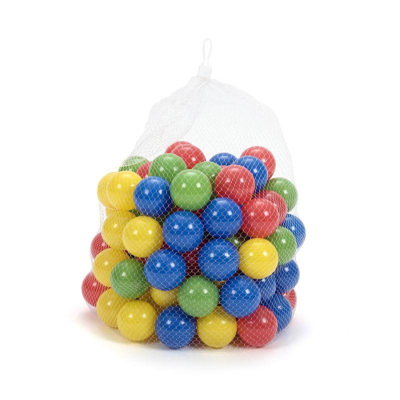 Krāsaino bumbiņu komplekts