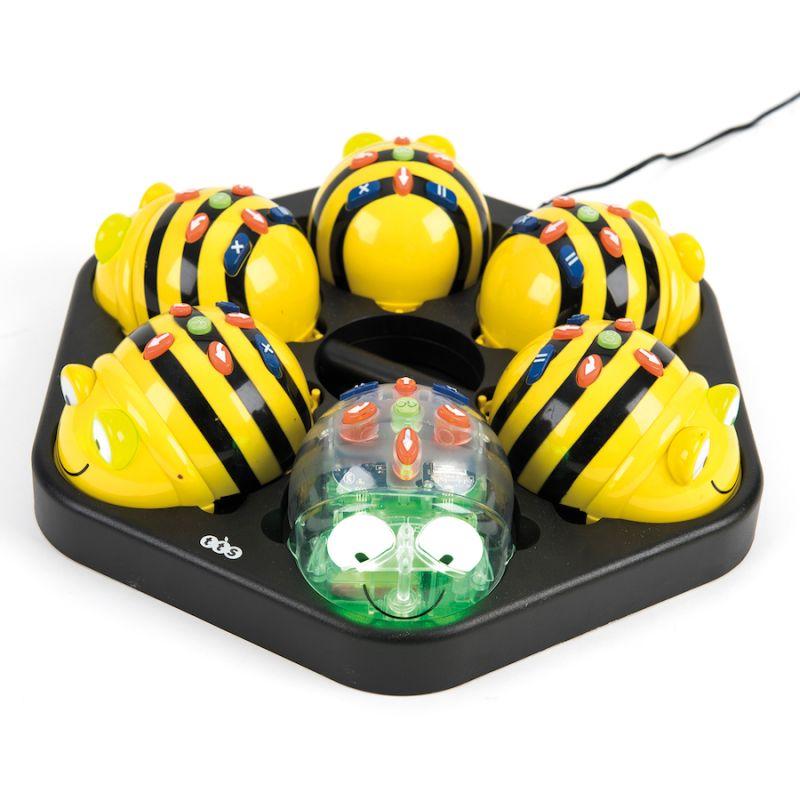 """Robots """"Bee-bot"""" un """"Blue-bot"""" komplekts"""